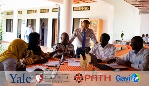 New management training for immunization leaders launches in Rwanda
