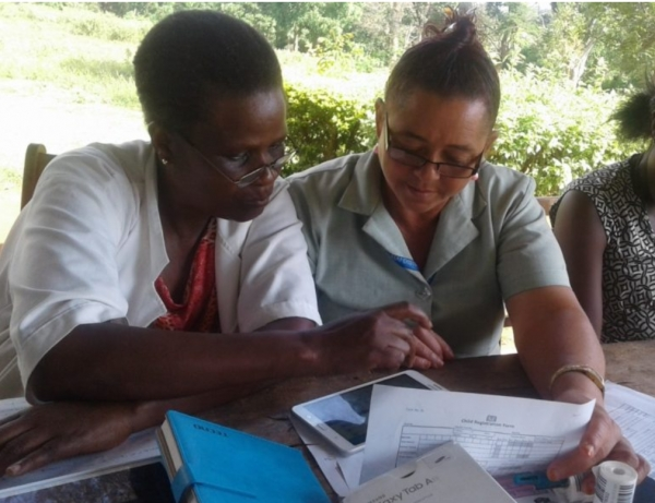 Health workers in Tanzania become data use champions, set national example