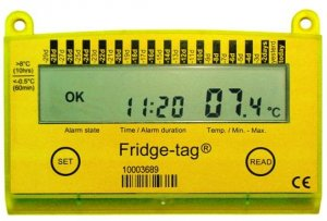 Berlinger Fridge-tag
